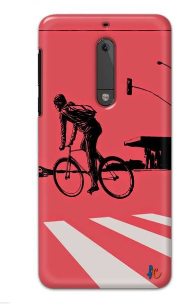 Ambrosia Creation Back Cover for Nokia 5