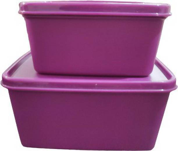 TUPPERWARE  - 1200 ml, 520 ml Plastic Grocery Container