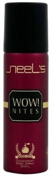 Neels Deo NL-007 Body Spray  -  For Men & Women