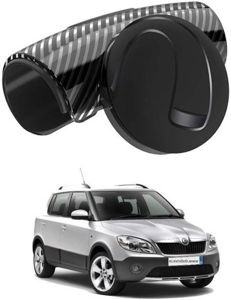 Qiisx Plastic Car Steering Knob