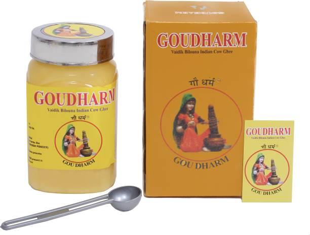 GOUDHARM GW-0101 Ghee 1 L Vacuum Pack
