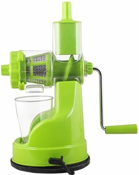 Credulous Plastic Hand Juicer