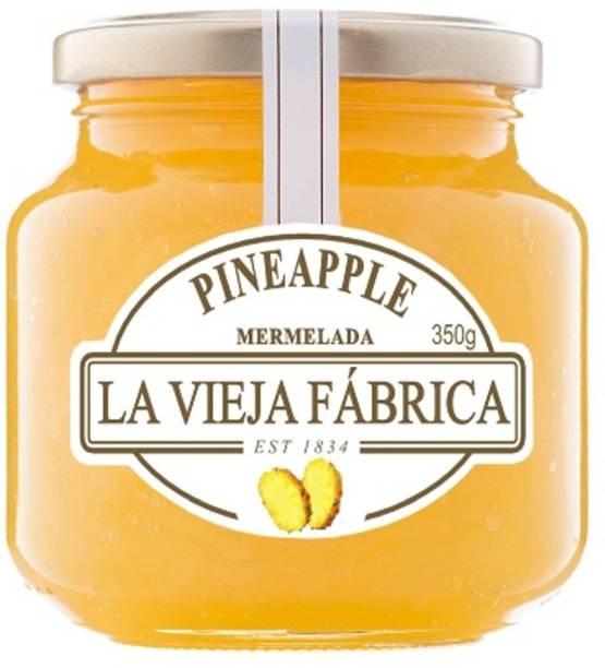 La Vieja Fabrica Pineapple Mermelada (Jam) 350 g