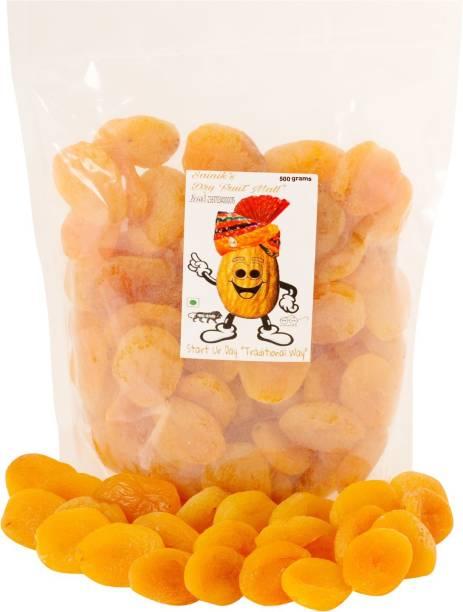 Sainik's Dry Fruit Mall Turkal Apricot Seedless Apricots
