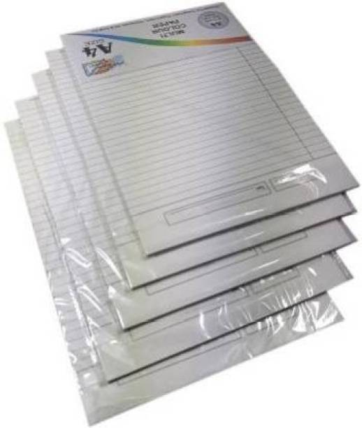 TITIRANGI PAPER Ruled A4 90 gsm Project Paper