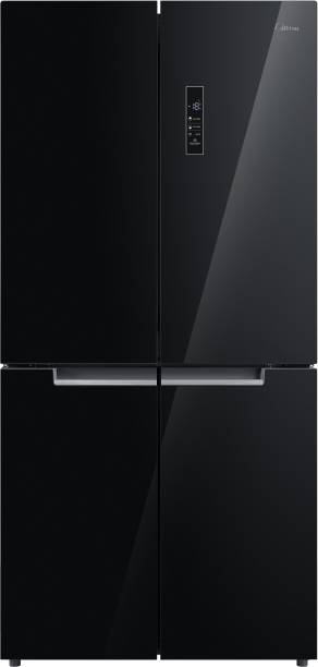 Midea 544 L Frost Free French Door Bottom Mount Refrigerator