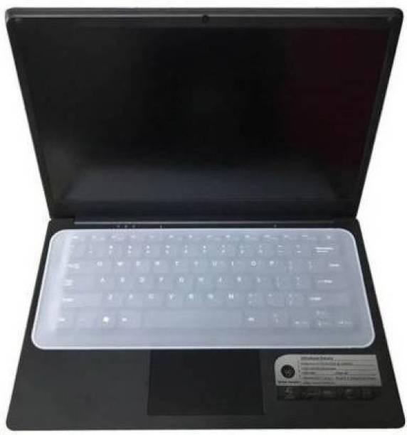 XBOLT 14 Inch Anti Dust & Waterproof Keypad Protector Laptop Keyboard Skin laptop Keyboard Skin