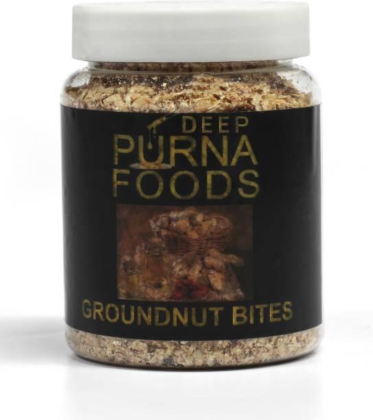 Deep Purna GROUNDNUT BITES pack of 5 x 100 gm