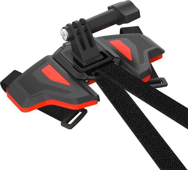 Yantralay Upgraded Helmet Chin Strap Mount and Other Action Cameras Accessories Strap
