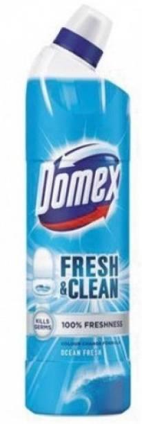 Domex Fresh Guard Ocean Fresh 500ml Ocean Liquid Toilet Cleaner