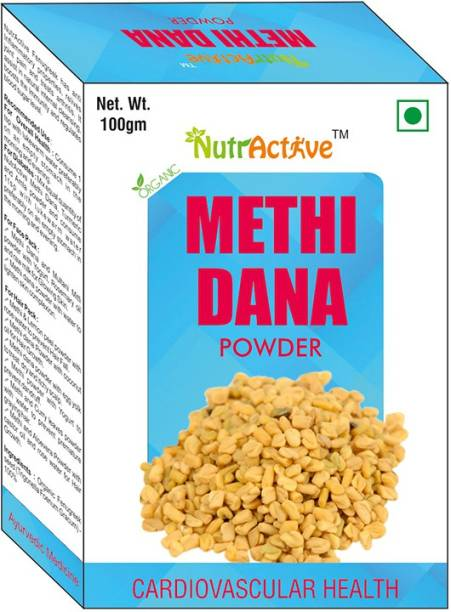 Rawmest 100% Pure Methi dana Powder 100GM