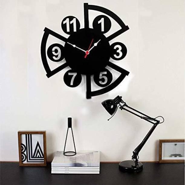 gateffo Analog 30.48 cm X 30.48 cm Wall Clock