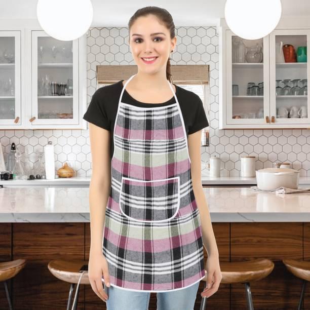 Flipkart SmartBuy Cotton Chef's Apron - Free Size