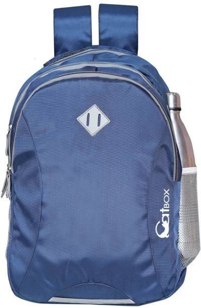 Catbox A Waterproof School Bag