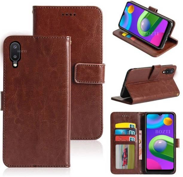 BOZTI Back Cover for Samsung Galaxy M02