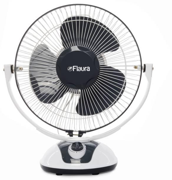 FLAURA Bolt 300 mm Ultra High Speed 3 Blade Table Fan