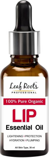 leaf roots Lip Essential Oil For Removing Dead Skin Cells Almond, Cocoa Butter