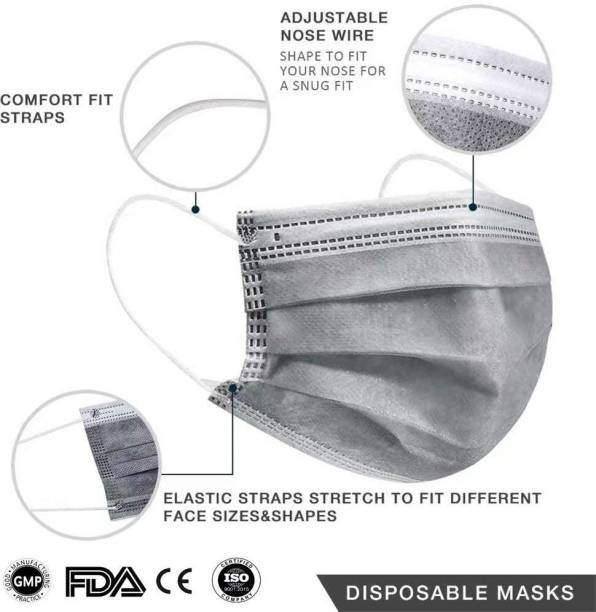 DM SPECIALLY FOR SPECIALIST - Premium Quality Surgical Mask ISO 9001:2015 Certified Surgical Mask