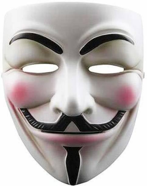 himanshu trading company Joker face Mask Devil Mask For Birthday Party ,Holi Celebration, Fancy Dress Party Party Mask