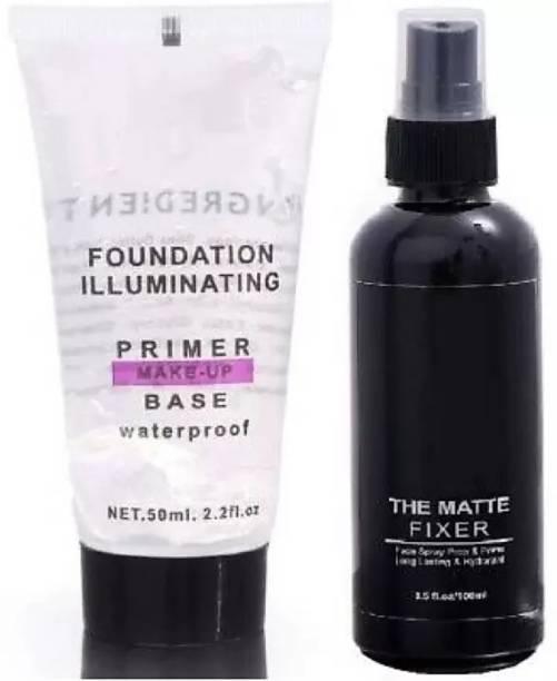 RVbasera MAKEUP BASE PRIMER WITH MAKEUP FIXER  Primer  - 150 ml
