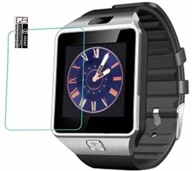 VPrime Impossible Screen Guard for Ismart DZ09 Bluetooth smartwatch