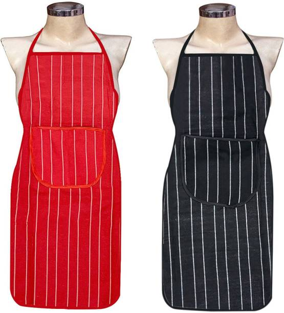 Flipkart SmartBuy Cotton Home Use Apron - Free Size