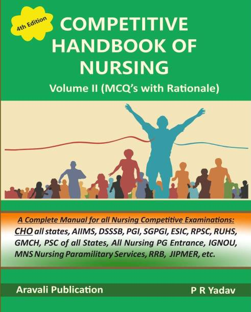 Competitive Handbook of Nursing - MCQ with Rationale