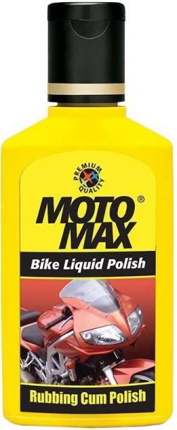 Motomax Liquid Car Polish for Exterior