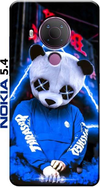 Rockerspot Back Cover for Nokia 5.4