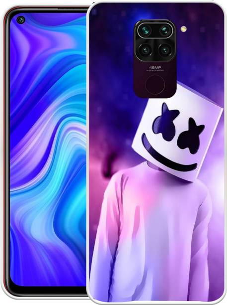 PictoWorld Back Cover for Redmi Note 9