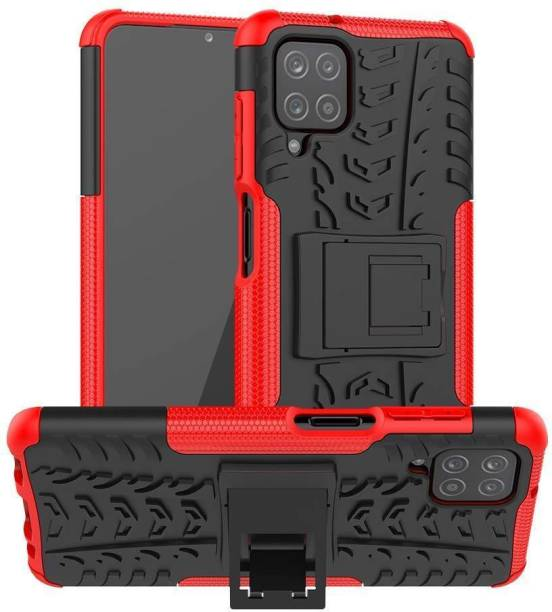 NewSelect Back Cover for Samsung Galaxy M12