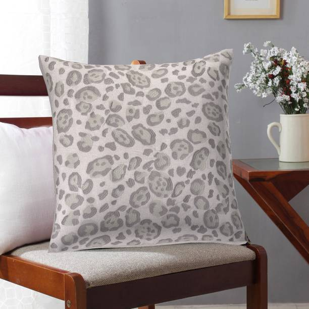 RATAN CART Embroidered Cushions Cover