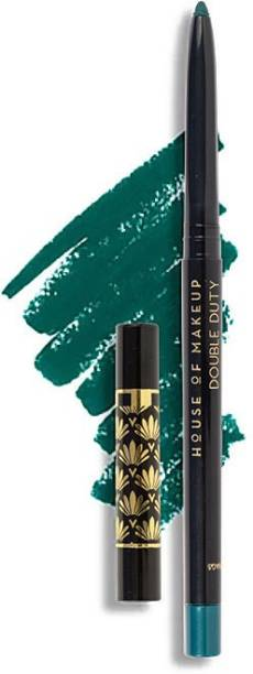 HOUSE OF MAKEUP Double Duty Kohl + Liner 0.25 g