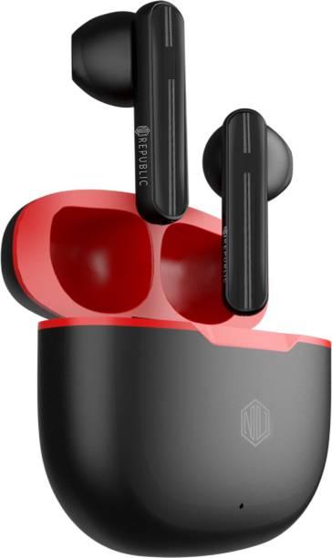 Nu Republic Rush X5 Bluetooth Headset