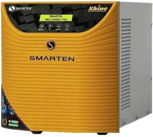 Smarten SHINE SOLAR PCU | 2500VA - 50A/24V SHINE Pure Sine Wave Inverter