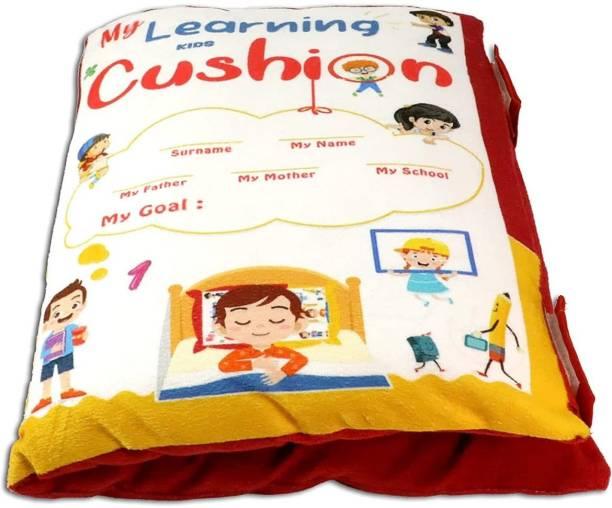 SarjuZone LEARNING CUSHION (RED) NEW