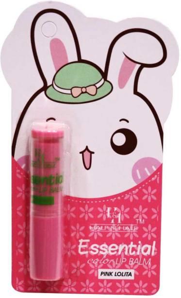 Half N Half Essential Color Lip Balm LB-06- Pink Lolita Strawberry