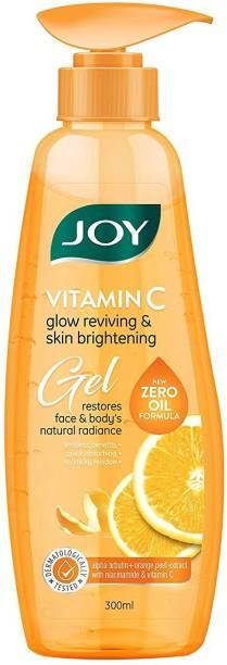Joy Vitamin C Glow Reviving & Skin Brightening Gel for Face & Body
