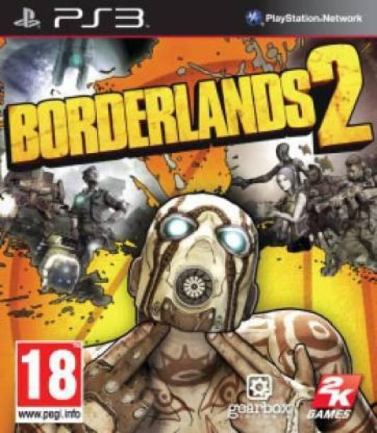 Borderlands 2 (for PS3)