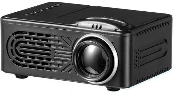 ProUNIC 1000 lm LED Corded Portable Projector