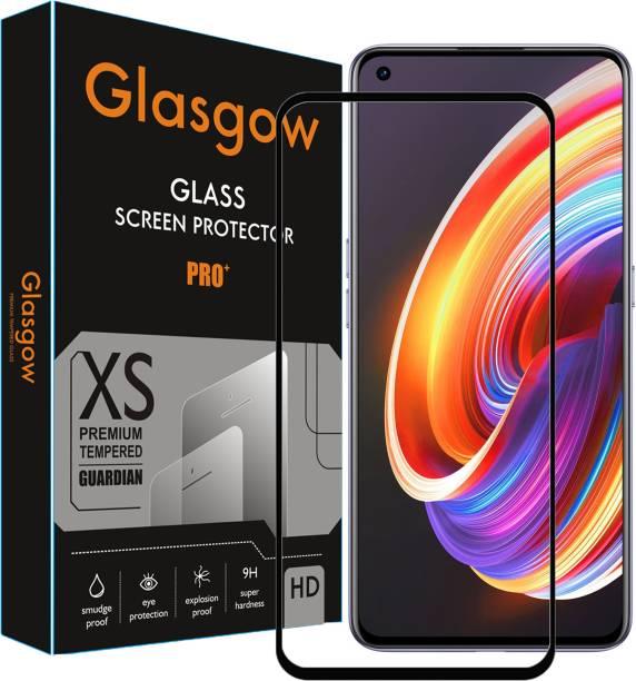 Glasgow Edge To Edge Tempered Glass for Realme X7 PRO