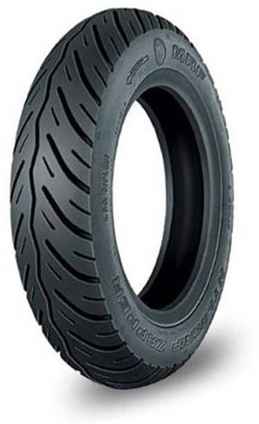 MRF Nylogrip Zapper N4 90/100-10 53J Tubeless Scooter Tyre Tubeless Scooter Tyre Front Tyre