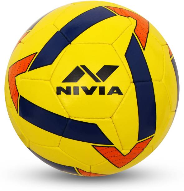NIVIA Super Synthetic Football - Size: 5