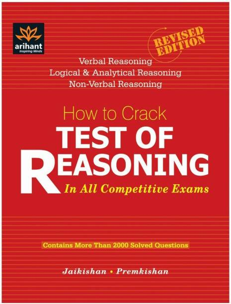 How to Crack Test of Reasoning - In All Competitive Exam