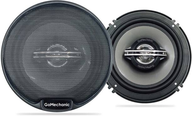 GoMechanic Ares A2 ARES A2 6'' 80W RMS 330W 2 Way Super BASS Series Coaxial Car Speaker Coaxial Car Speaker