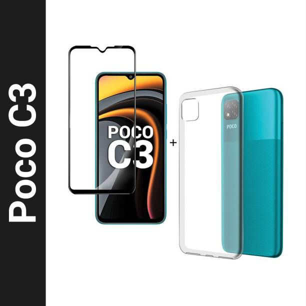 Flipkart SmartBuy Back Cover for Poco C3
