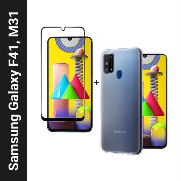 Flipkart SmartBuy Back Cover for Samsung Galaxy M31, Samsung Galaxy F41