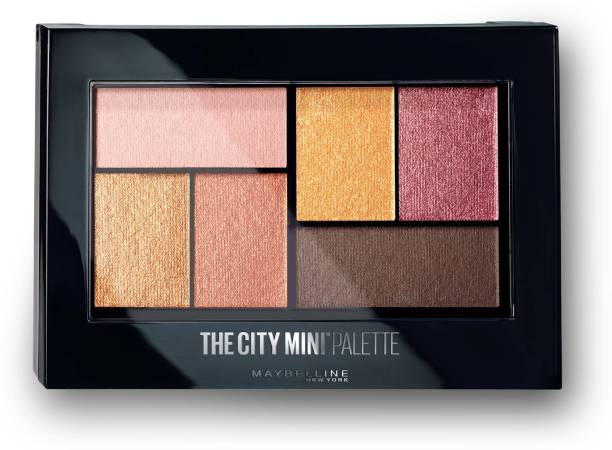 MAYBELLINE NEW YORK Mini Palette Coney Island Pops 6.1 g