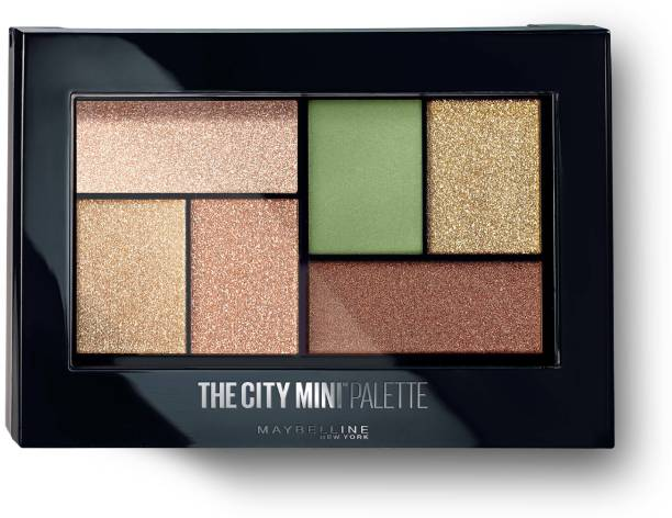 MAYBELLINE NEW YORK City Mini Palette - Central Park Brights 6.1 g