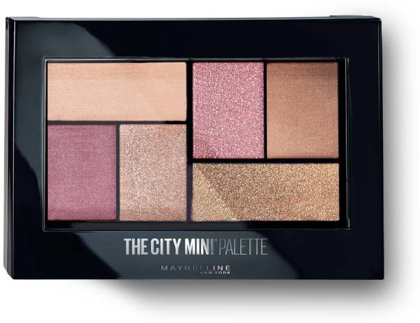 MAYBELLINE NEW YORK City Mini Palette - Westside Roses 6.1 g